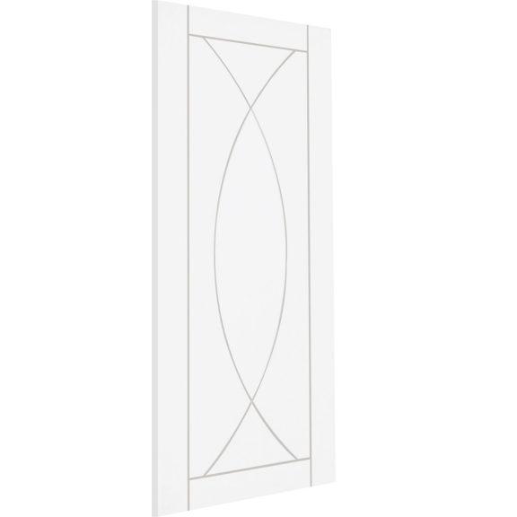 pesaro internal white door skew