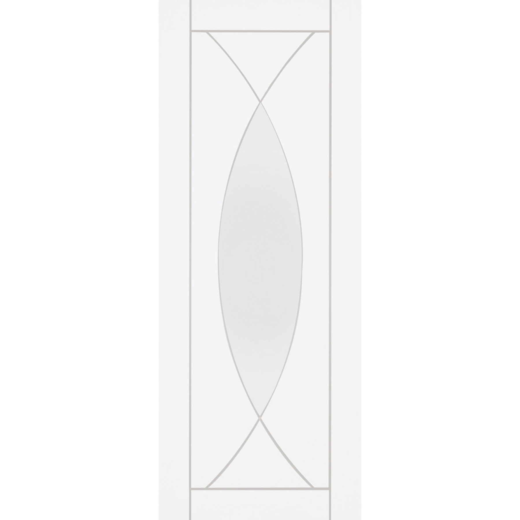 Glazed doors shawfield doors pesaro internal white door clear glass planetlyrics Gallery