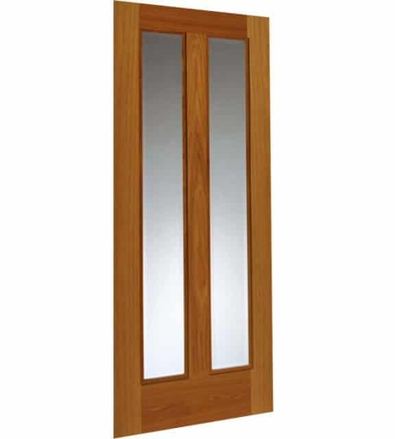 Royale Modern Glazed Interior Door