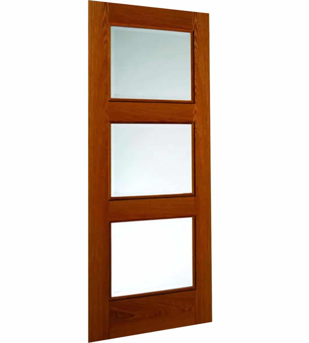 Royale Modern R3 Glazed Interior Door