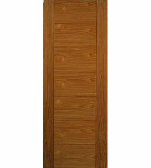 Royale Modern VP7 Oak Internal Door