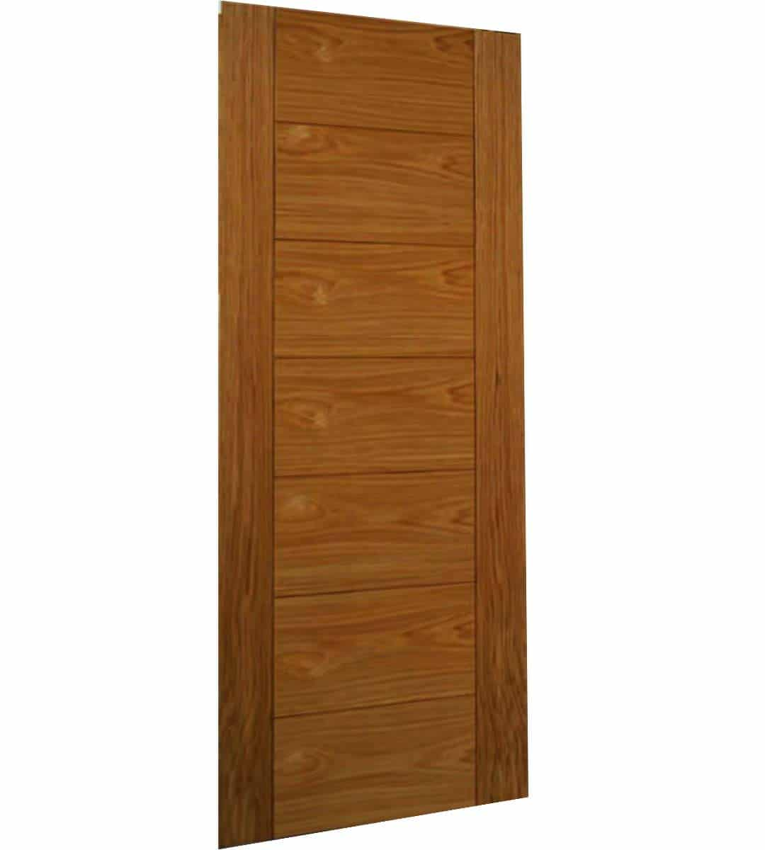 Royale Modern VP7 Oak Interior Door