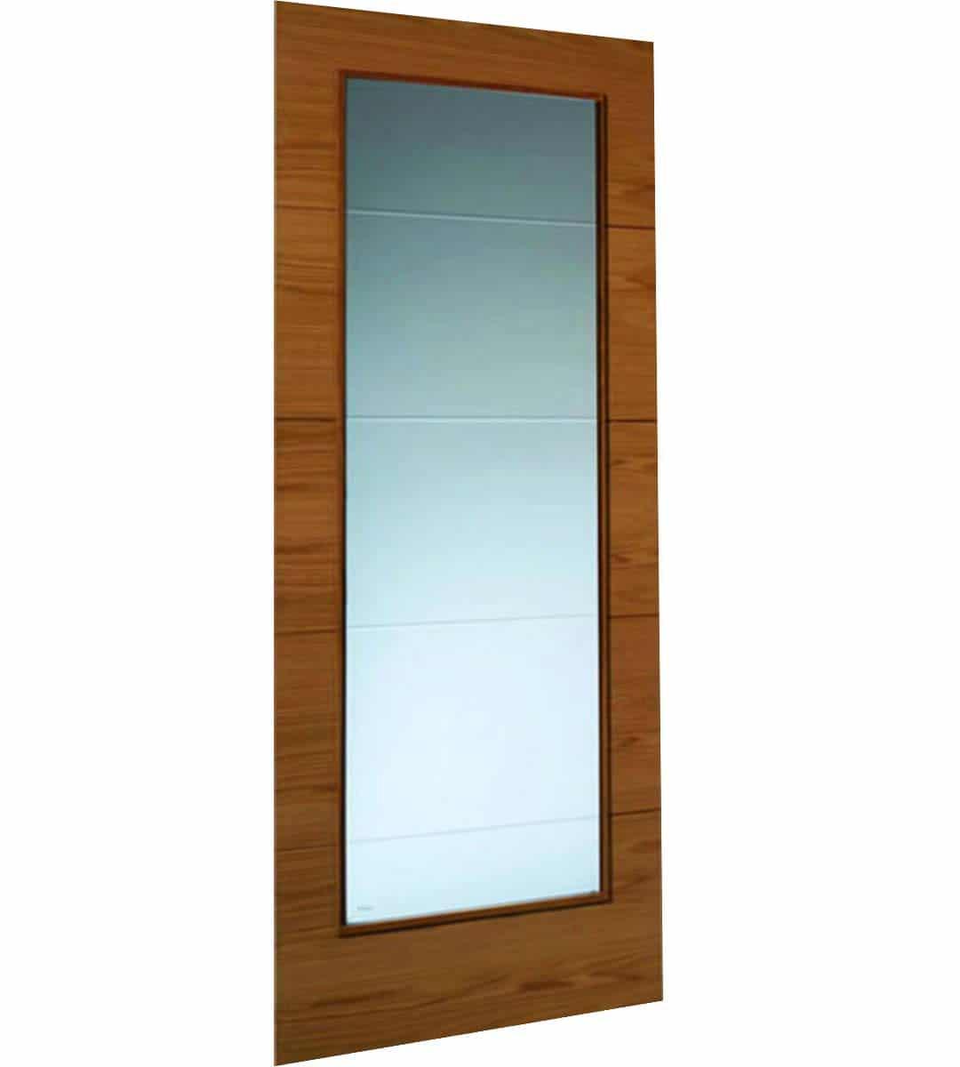 Royale Modern VT5 Glazed Interior Door