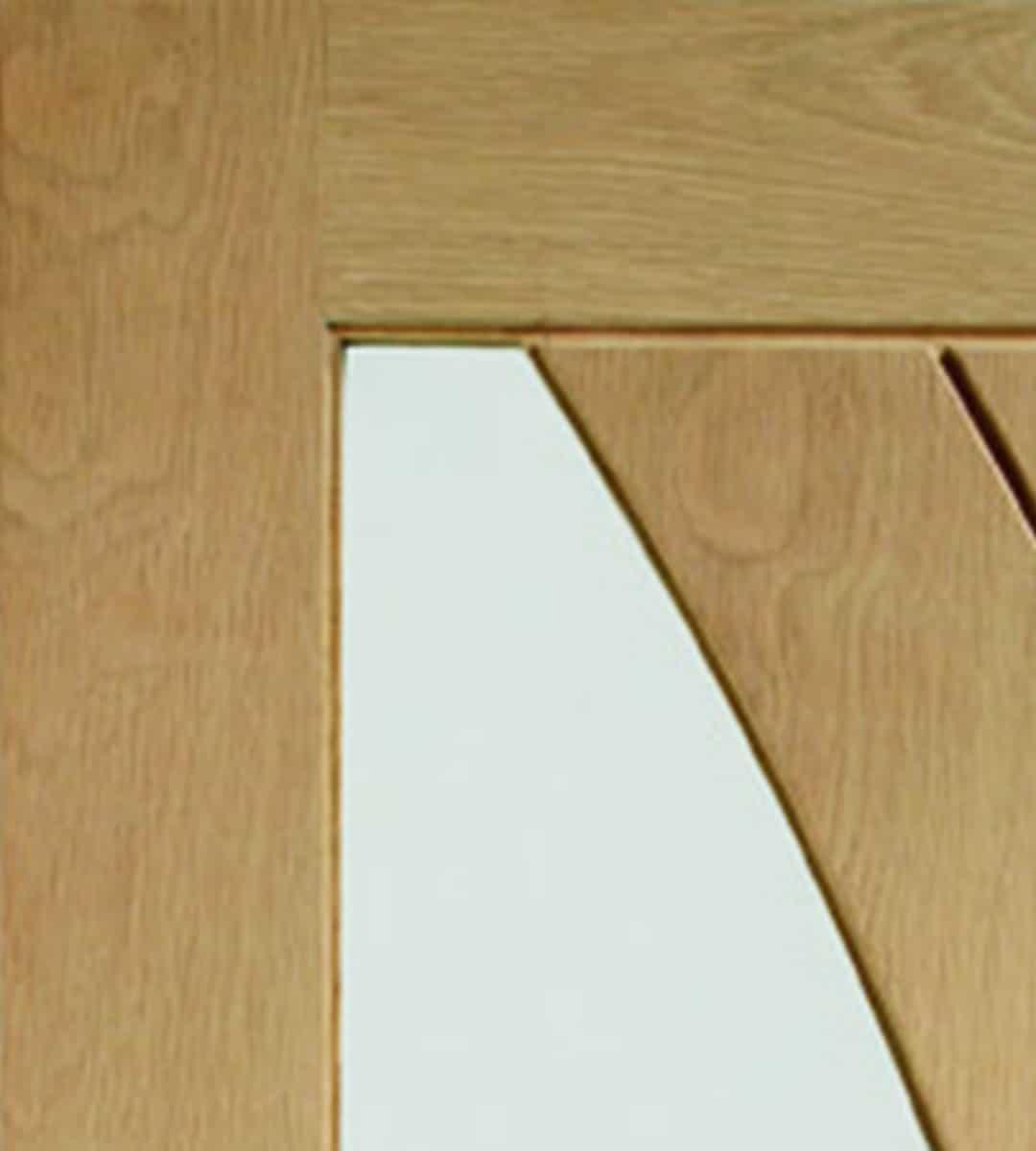 salerno interior glass door closeup