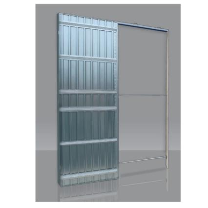 Scrigno Pocket Door System - Scrigno Single Door System for 36