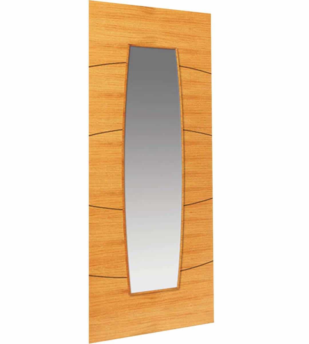 sol glazed interior door