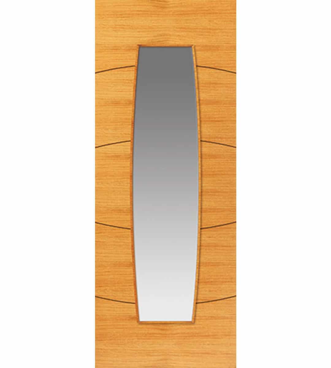 sol glazed internal door