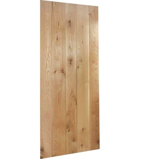 Solid Oak Door Frame Ledged