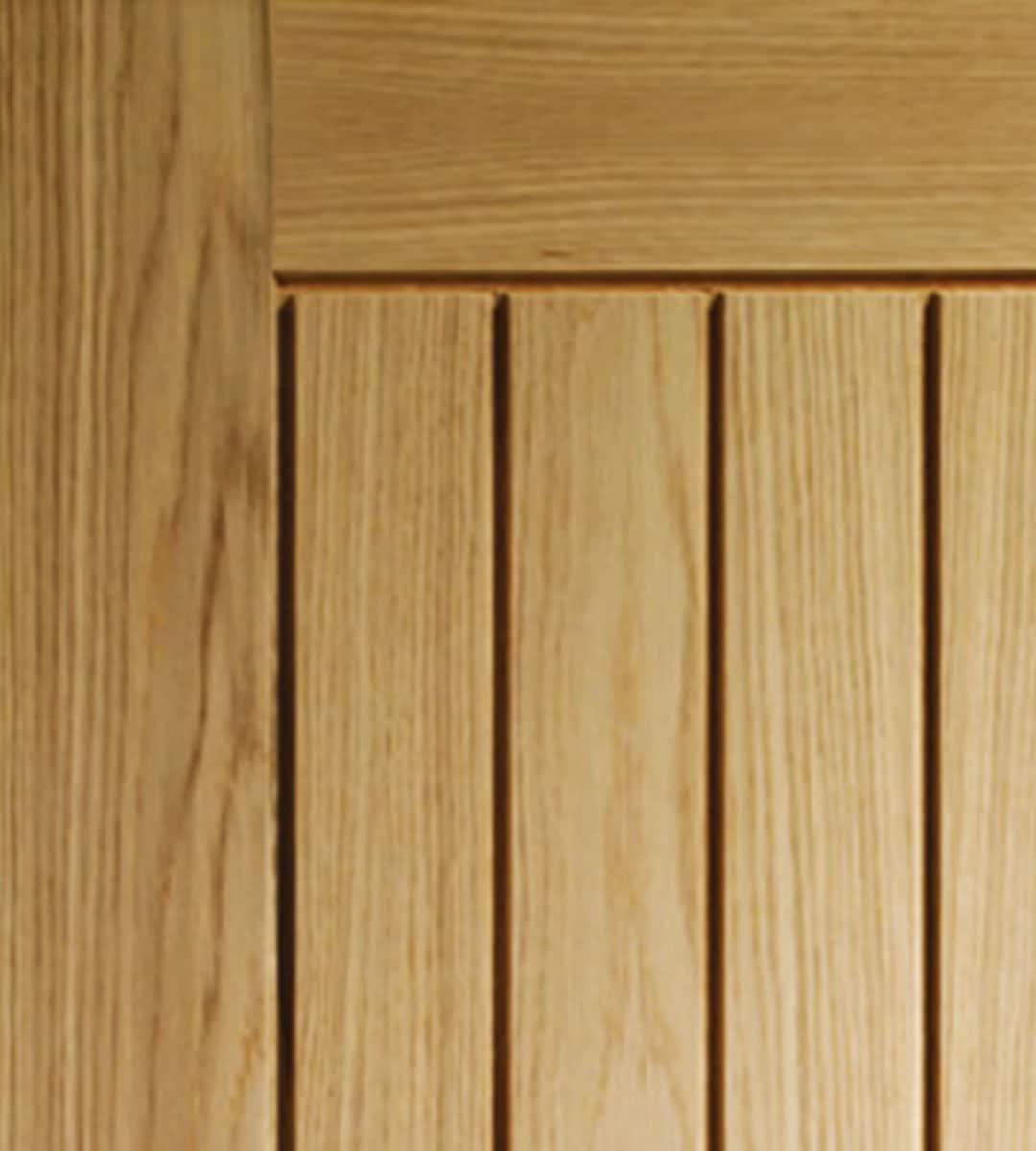 suffolk oak exterior door