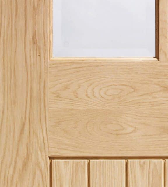suffolk oaka internal glass door interior