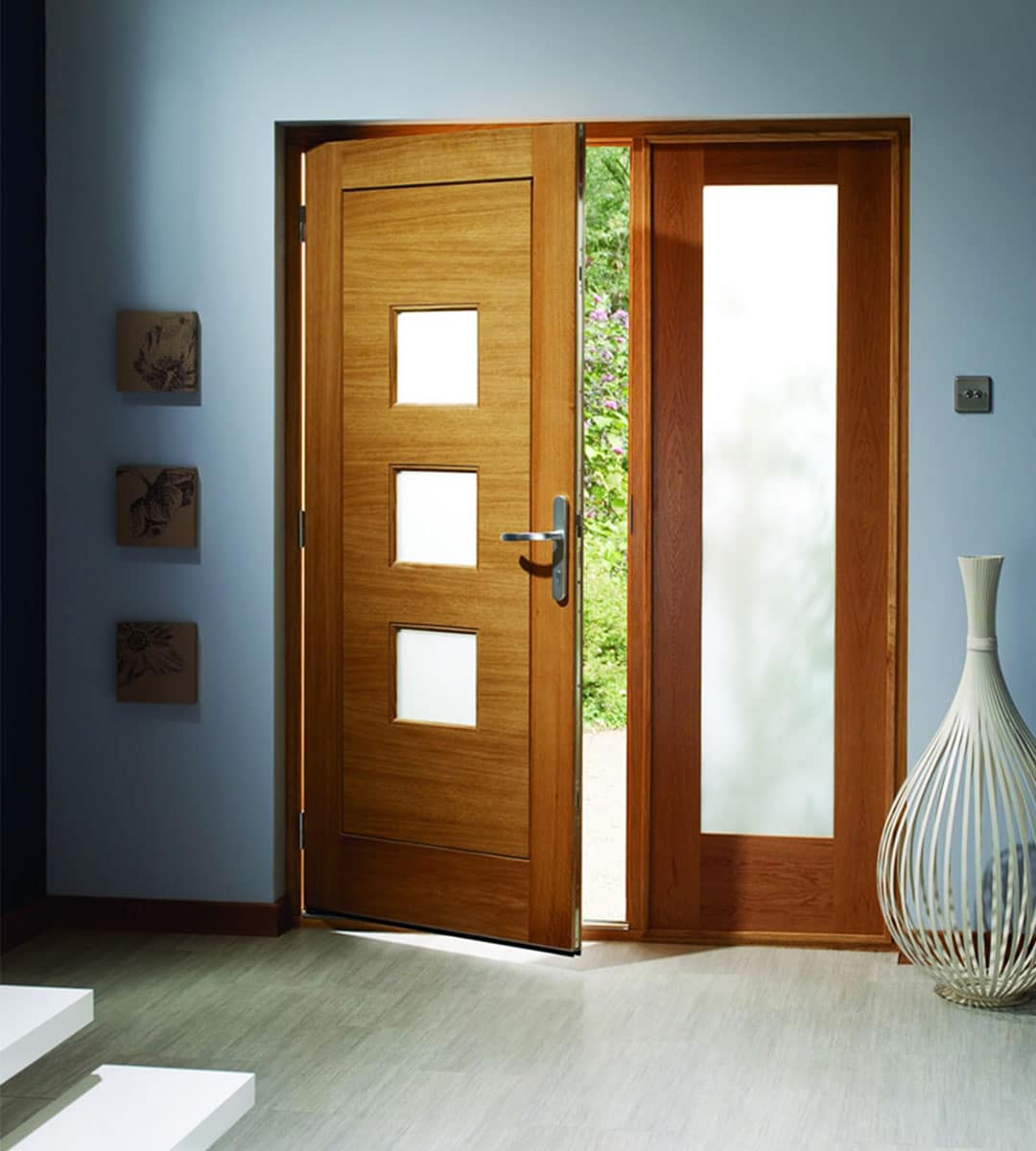 turin external front door