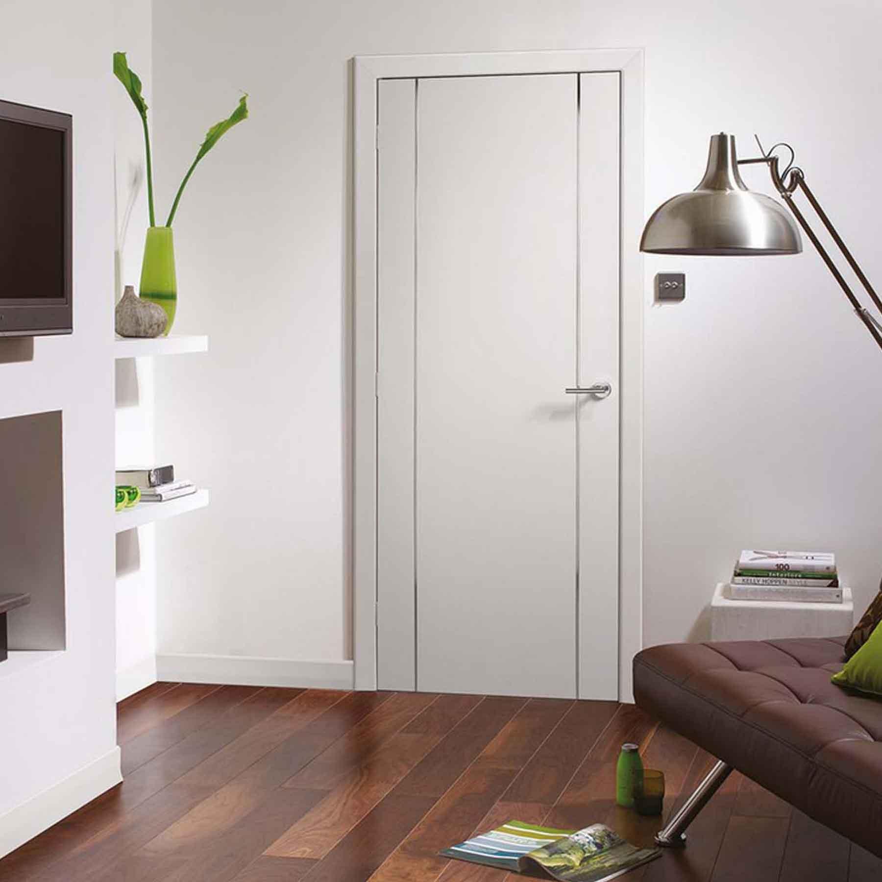 Forli White Internal Door