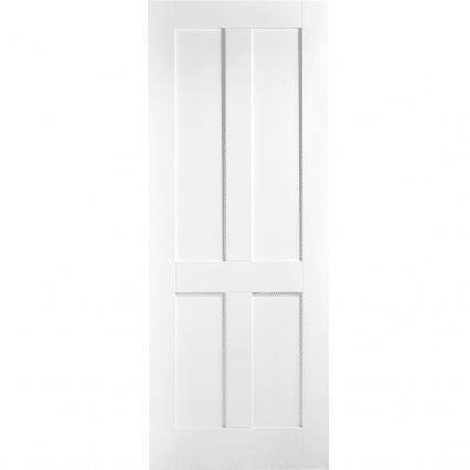 White London 4 Panel Internal Door - 1981mm-x-610mm-x-35mm