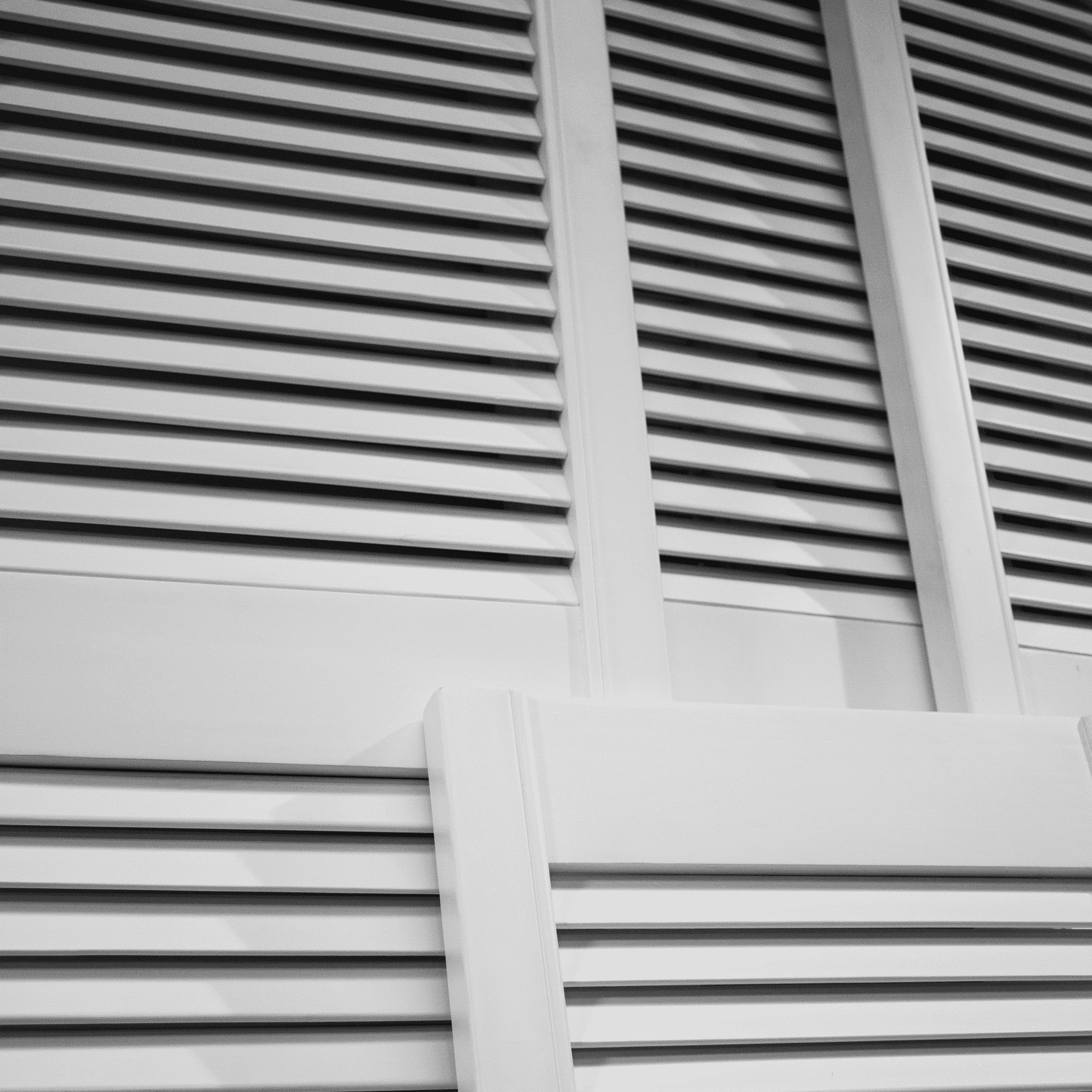 white-louvre-door-slats & White Louvre Doors | Shawfield Doors