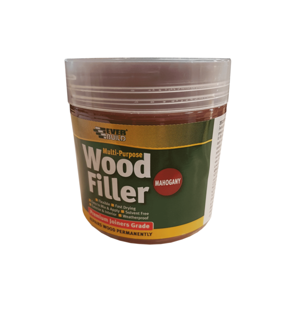 Wood Filler Mahogany