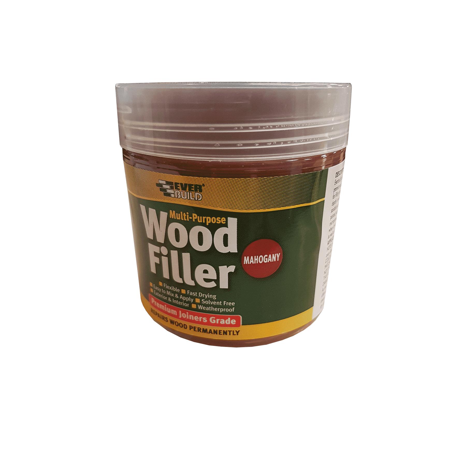 Wood Filler Mahogany