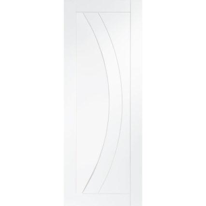 XL Joinery Salerno White Internal Door - 1981mm-x-610mm-x-35mm