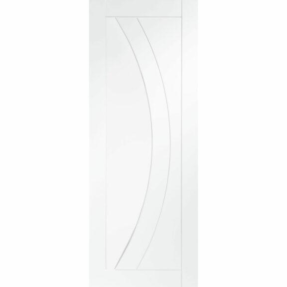 xl joinery salerno white primed interior door