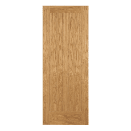 XL Joinery Stamford Pre-finished Oak Door - 1981mm-x-686mm-x-35mm